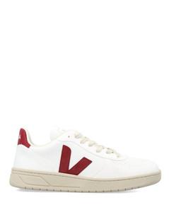 白色Valentino Garavani流苏芭蕾鞋