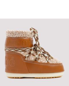 Chloe X Moon Boot winter boots