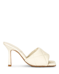 BV Rubber Lido Sandals in Neutral