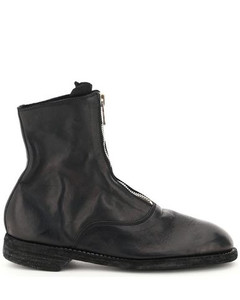 210 Front Zip Ankle Boots