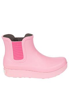 K-Skate slip on in red