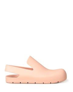 Puddle rubber sandal