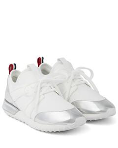 Meline Scarpa皮革边饰运动鞋