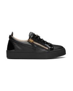 黑色May London Birel运动鞋