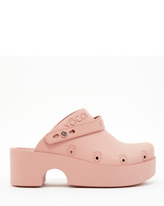 90mm Khomobi Leather Tall Boots