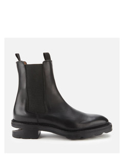 Women's Andy Leather Chelsea Boots - Black