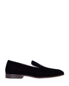 Lapee metallic-toecap suede ankle boots