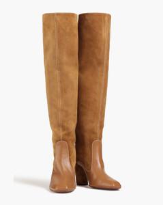 白色Zenith經典款高幫運動鞋