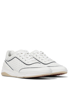 Play皮革运动鞋
