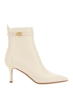 Glen 85 suede knee-high boots