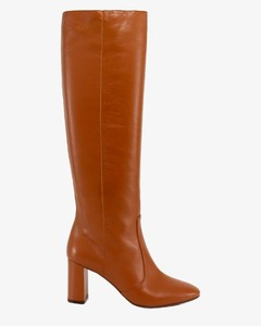 Glen 85 suede knee-high boots