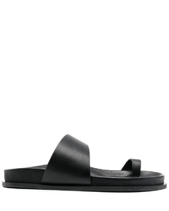 Colby leather sneakers