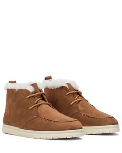 Namib Walk羊毛皮衬里及踝靴