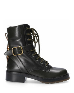 Ankle Boots Green FRANK