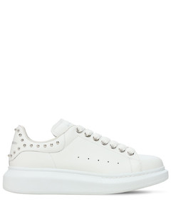 45mm Leather Sneakers
