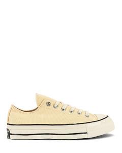 CHUCK 70 SEASONAL COLOR RECYCLED CANVAS运动鞋