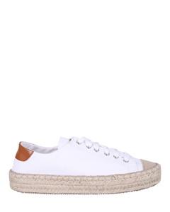 Low-Top Espadrille Sneakers