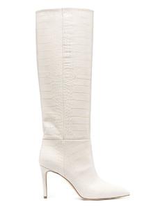 Hansen Knee High Boots in Brown
