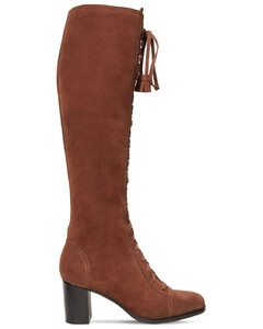 65mm Suede Over-the-knee Boots