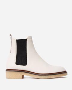 The Italian Leather Chelsea Boot