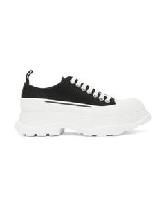 黑色Tread Slick运动鞋