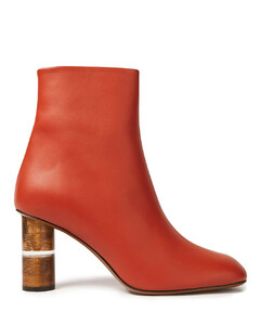 Clowesia leather ankle boots