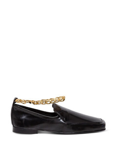 Nick Chain-Detailed Loafers