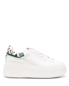 Ash Moby Ethnic Sneakers