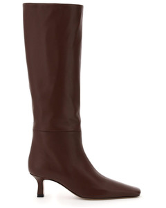 Boots And Booties Neous for Women Chocolate