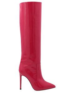 Mariamu brown suede half loafers