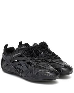 Drive人造皮革运动鞋