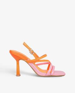 marie h black nappa sneakers