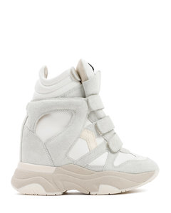 Viv Run buckled trainers