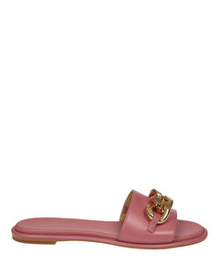 Layo studded cone-heel leather calf boots