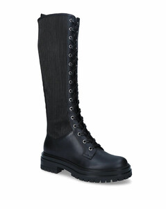 Leather Knee-High Martis Boots 20