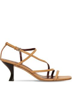 60mm Gita Leather Sandals