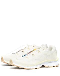 Briseis皮革网布运动鞋