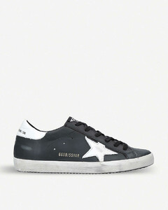 Superstar W5 leather trainers