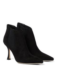 Maiara 90绒面革及踝靴