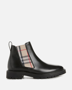 Mari Snake Effect Leather Mules Colour: Brown