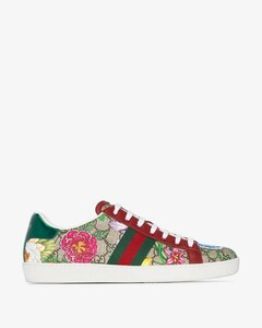 Multicoloured New Ace Flora sneakers