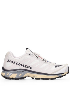 Lauren high-top shearling-lined leather trainers