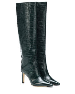 Mavis 85 leather knee-high boots