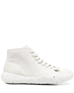Adidas By Stella Mccartney Woman Paneled Neoprene And Mesh Sneakers