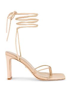 Castarika 85 black leather ankle boots
