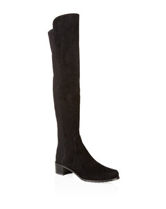 Suede Reserve Over-The-Knee Boots 40