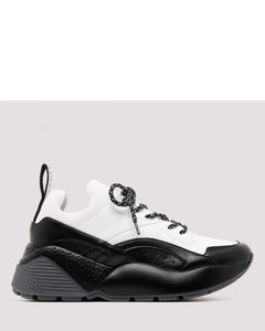 Black and white Eclypse Sneakers