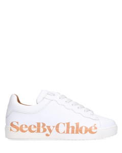 Low-Top Sneakers ESSIE calfskin