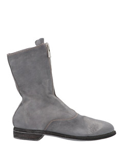 310 Front Zipped Ankle Boots