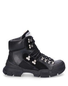 Ankle Boots Black FLASHTRECK